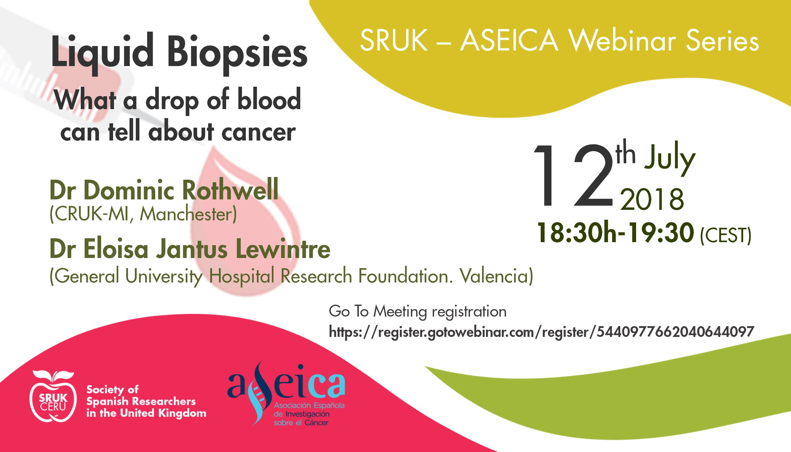 31May2018_SRUK-ASEICA_liquid biopsies webinar2